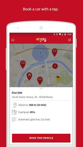 enjoy vehicle sharing 2.0.4 screenshots 2