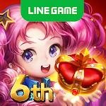 LINE Let's Get Rich icon