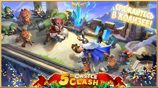 Castle Clash: War of Heroes RU 1.3.9 Screenshots 4
