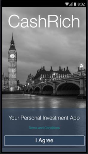 CashRich - Simple Mutual Funds