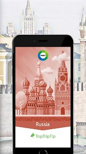 TopTripTip Russia- screenshot thumbnail