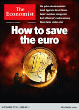 Photo: The Economist cover: September 17th 2011