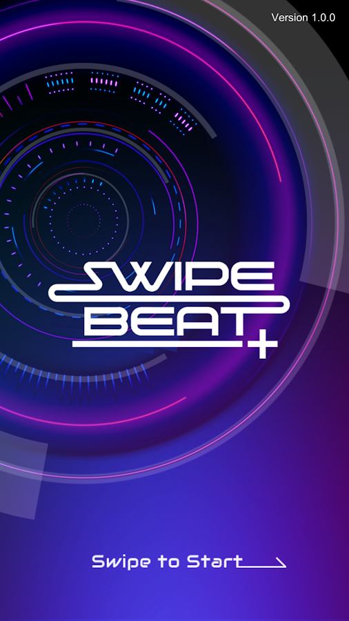 SWIPE BEAT+- screenshot