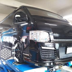ハイエースワゴン TRH214W GLワゴンのカスタム事例画像 ひかりんさんの2019年09月18日21:21の投稿