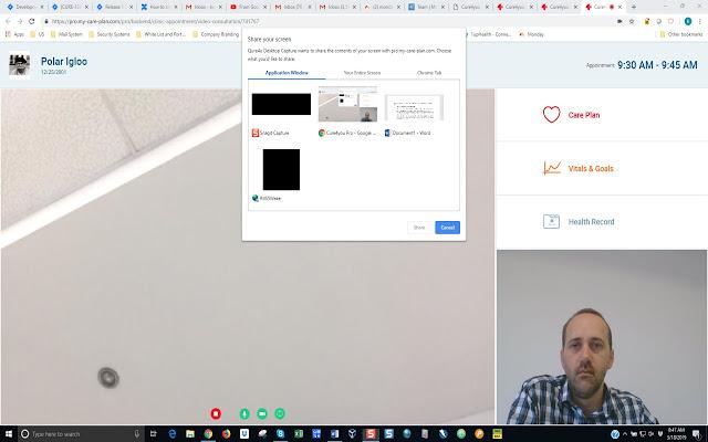 Qure4u Desktop Capture