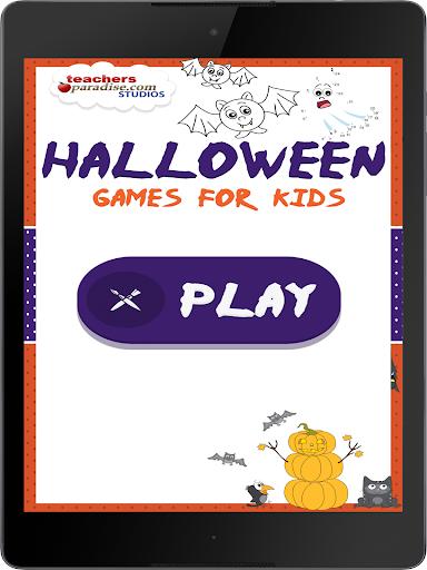 玩免費教育APP|下載Kids Painting: Halloween Games app不用錢|硬是要APP
