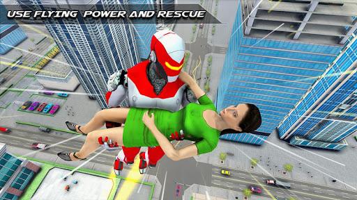 Speed Robot Game u2013 Miami Crime City Battle 2.4 Screenshots 15