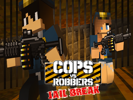 Cops Vs Robbers: Jailbreak screenshots 8