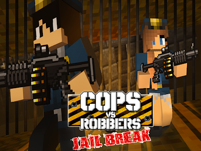 Cops Vs Robbers: Jailbreak 8