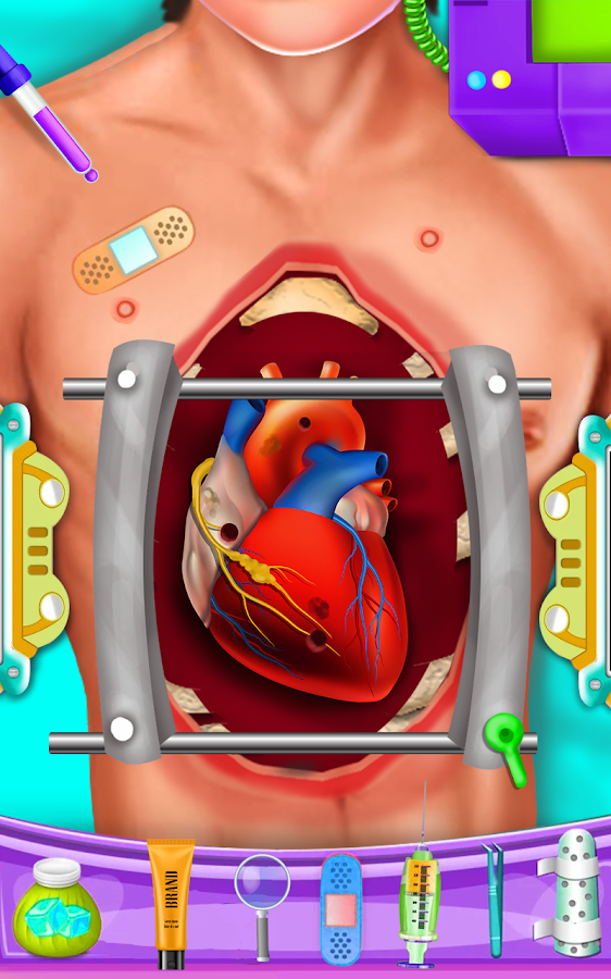 ER Heart Surgery - Emergency Simulator Game - Android Apps on Google ...