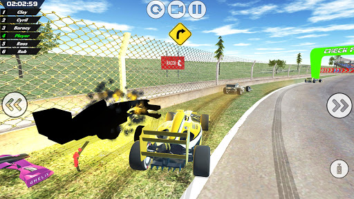 New Top Speed Formula Car Racing Games 2020 android2mod screenshots 11