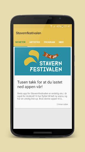 Stavernfestivalen 2015