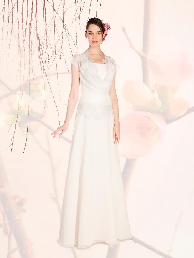 Créatrice de robes de mariée Paris
