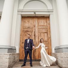 Wedding photographer Anna Grishenkova (nyutaG). Photo of 21.09.2017