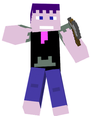 This is my skin by Brawl Stars made by Supercell's game.