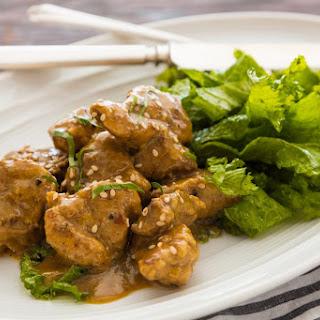 Dorie Greenspan's Quick-Cook Honey-Mustard Pork