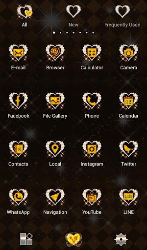 玩免費個人化APP|下載壁纸·图标 11月生日石~拓帕石~ +HOME app不用錢|硬是要APP