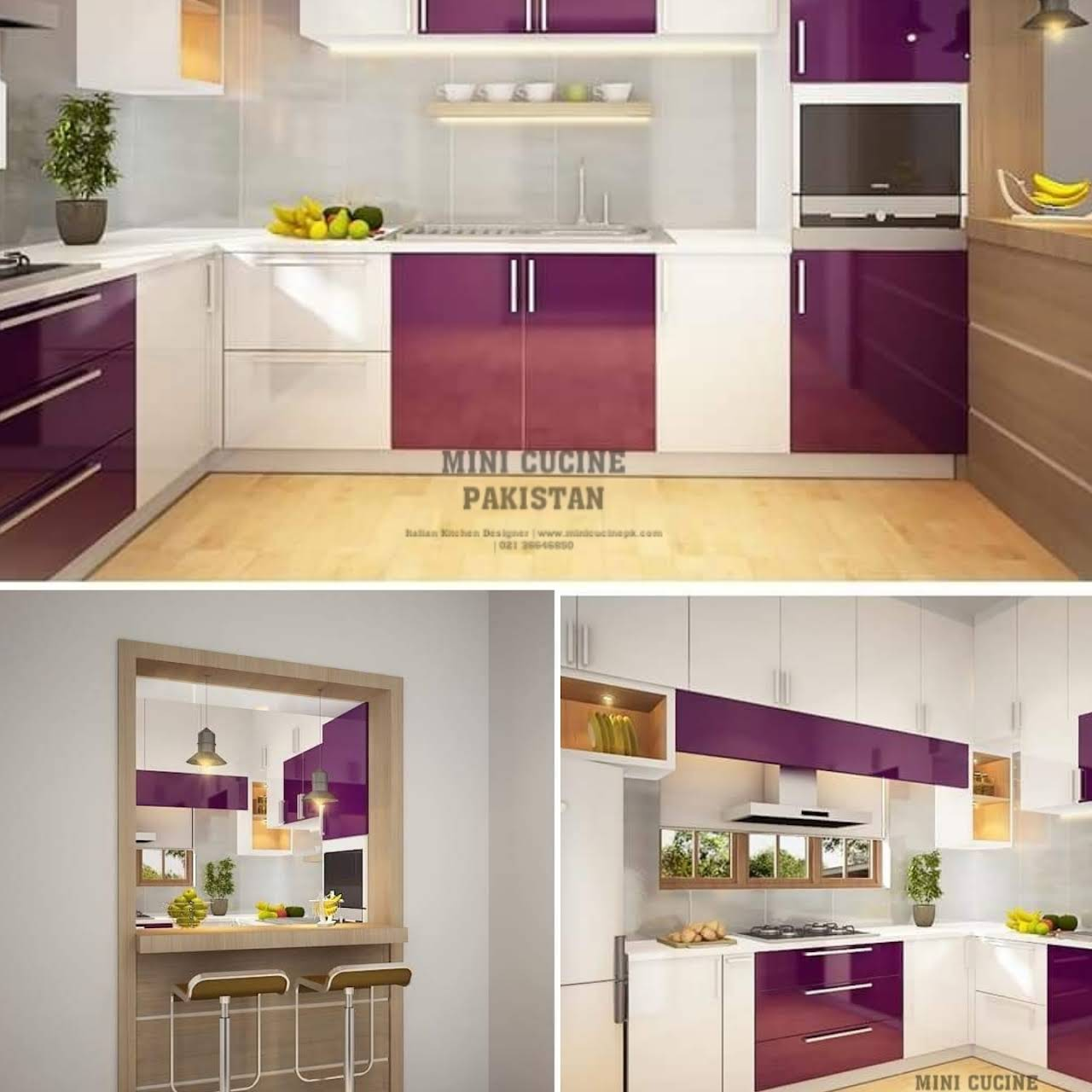 Kitchen Design Pakistan: Mini Cucine (Italian Kitchens) Pakistan
