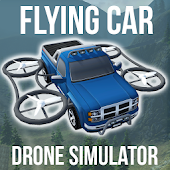 FLYING CAR DRONE SIMULATOR