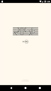 Rise By We - náhled