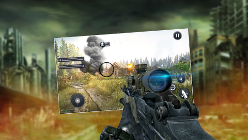Call of Unknown Free Fire : Mobile Duty Games 1.6 screenshots 4