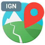 IGN maps (E-walk plugin) Apk