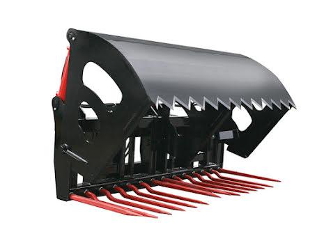 Hydraulisk balskärare | 1700mm | TRIMA