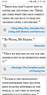 Download QuotesApp - Philosophical Quotes For PC Windows and Mac apk screenshot 2