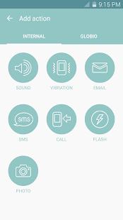 globio Alarm System Lite- screenshot thumbnail
