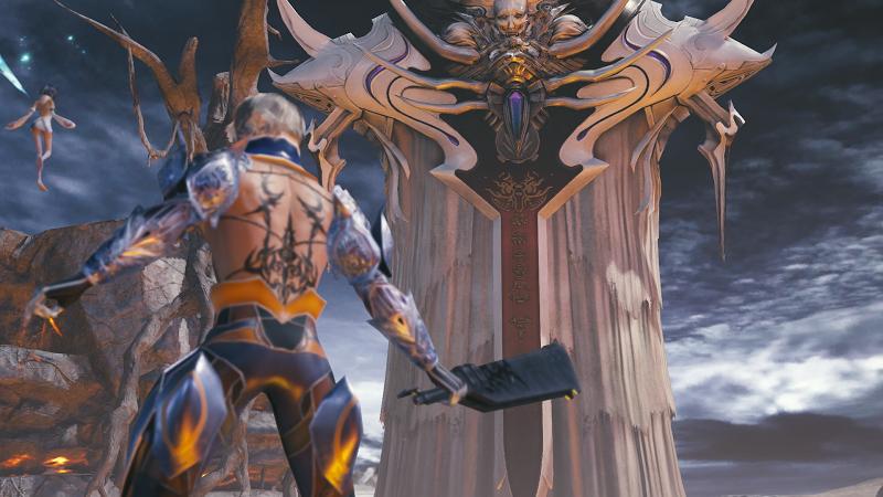 MOBIUS FINAL  FANTASY Screenshot 14