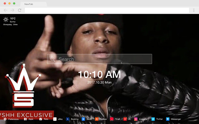 YoungBoy Never Broke Again HD New Tabs Themes