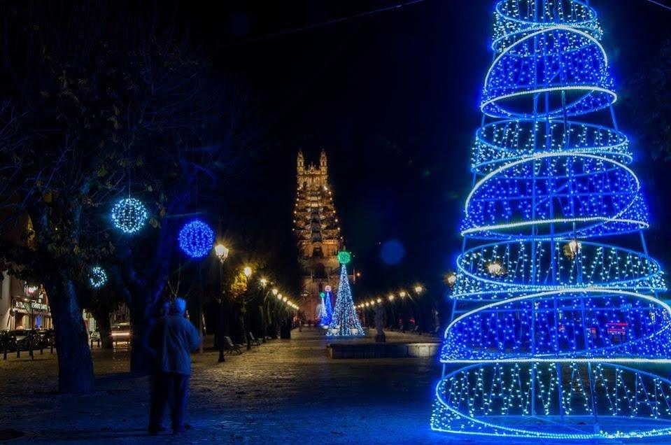 Lamego acende este sábado a iluminação de Natal