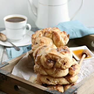 Cinnamon Honey Buns