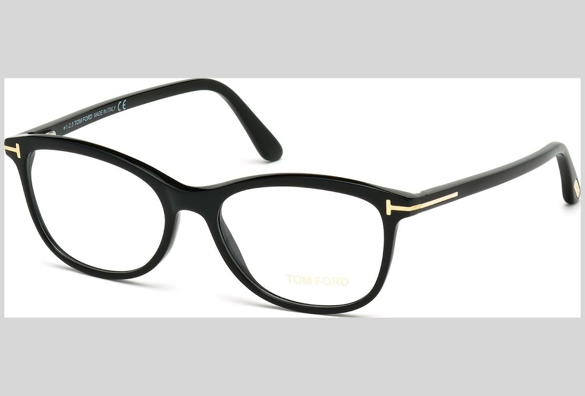 87d41b5dcaf8da Buy Tom Ford FT5388 C54 001 (shiny black   ) Frames   opti.fashion