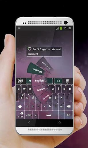 無料个人化Appの魅力的なライト GO Keyboard|記事Game