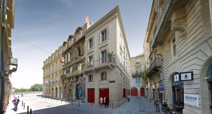 Bordeaux à 200m de la Porte Cailhau