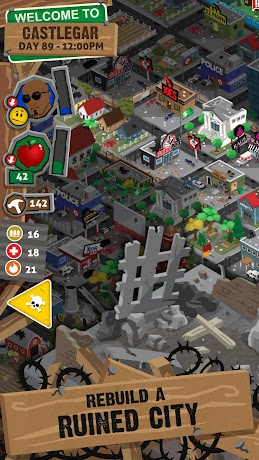Rebuild 3: Gangs of Deadsville 1.6.17 APK