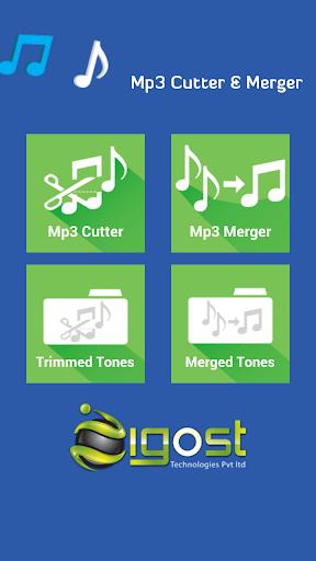Mp3 Cutter & Merger 10.0.1 screenshots 1