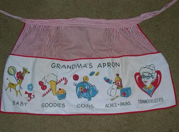 Grandmas Apron Recipe
