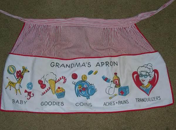Grandmas Apron