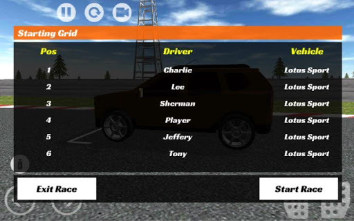 Toyota Car Racing Simulator 1.8 screenshots 4