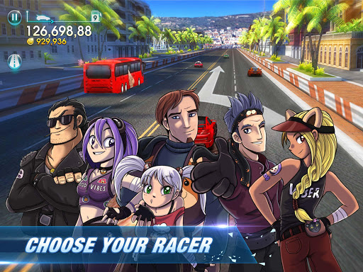 Viber Infinite Racer screenshot 15