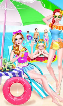 Summer Girl! Beach PARTY Salon 1.2 screenshot 1503294