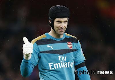 """Cech: """"Nog geen beslissing genomen over mijn toekomst"""""""