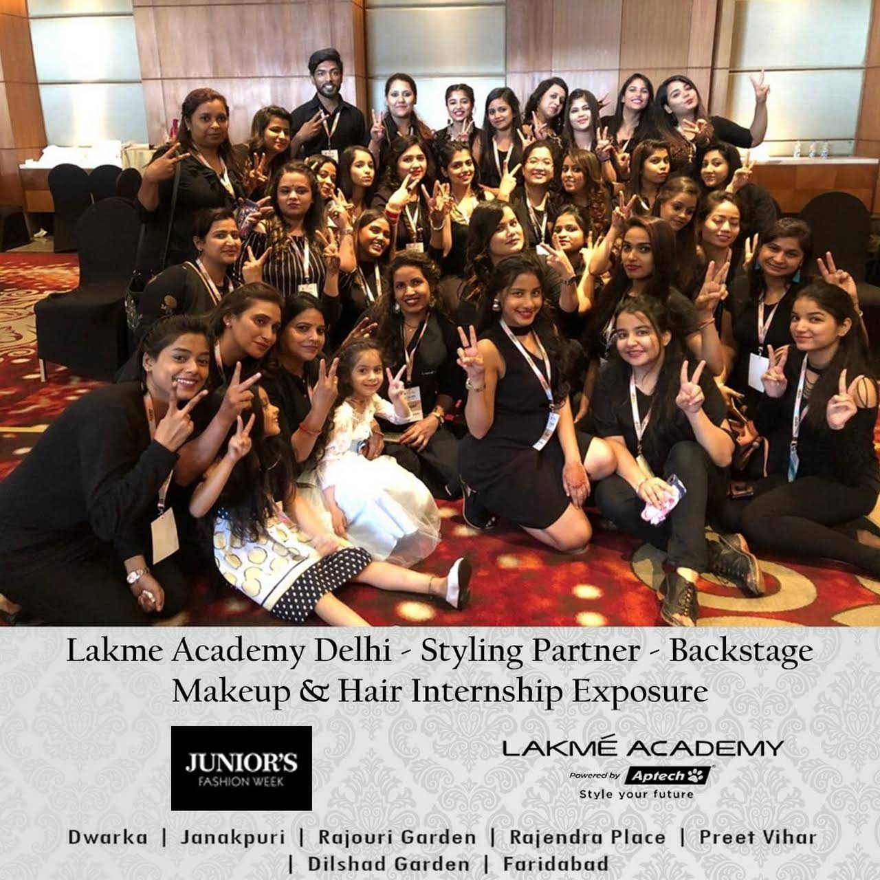 Lakme Academy Powered by Aptech - Faridabad - Beauty School in faridabad
