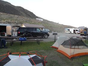 Photo: Yellowstone RV park