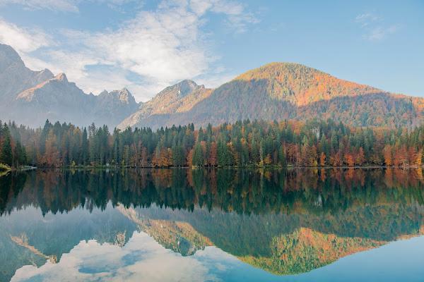 Autunno sul lago di Peter_Sossi