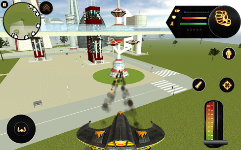 Future Robot Fighter Apk Download For Android and Iphone 1