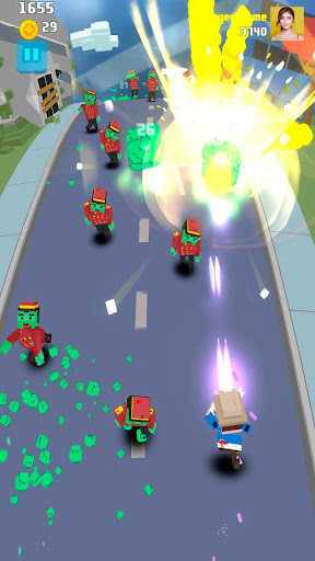 Zombie Shooter: Run And Gun Into The Dead (SHMUP) 0.2.0 {cheat|hack|gameplay|apk mod|resources generator} 1