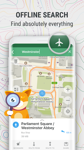 MAPS.ME – Offline Map and Travel Navigation screenshot